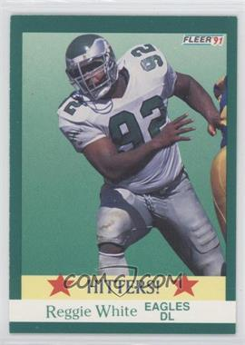 1991 Fleer #397 - Reggie White
