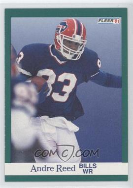 1991 Fleer #8 - Andre Reed