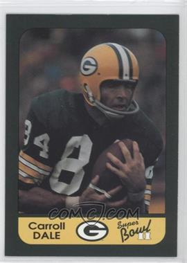 1991 Green Bay Packers Super Bowl II 25th Anniversary #21 - Carroll Dale