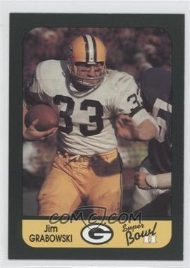 1991 Green Bay Packers Super Bowl II 25th Anniversary #23 - Jim Grabowski