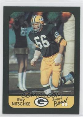 1991 Green Bay Packers Super Bowl II 25th Anniversary #43 - Ray Nitschke