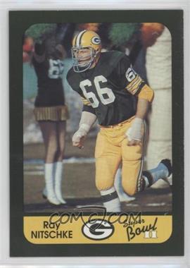 1991 Green Bay Packers Super Bowl II 25th Anniversary #43 - Ray Nitschke