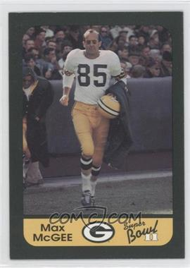 1991 Green Bay Packers Super Bowl II 25th Anniversary #85 - Max McGee
