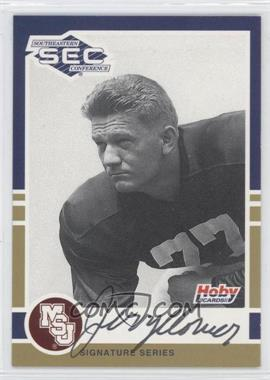 1991 Hoby Stars of the SEC - Autographs #801 - Jerry Clower /1000