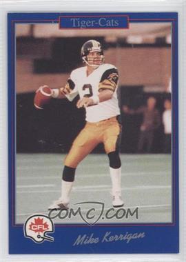 1991 Jogo CFL #102 - Mike Kenn
