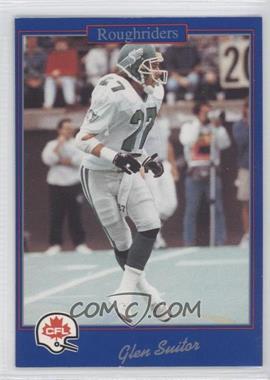 1991 Jogo CFL #136 - [Missing]