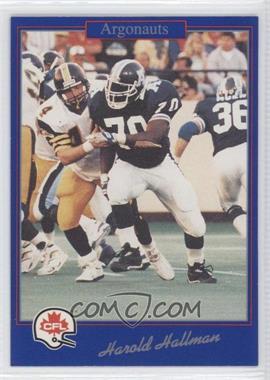 1991 Jogo CFL #192 - Harry Hamilton