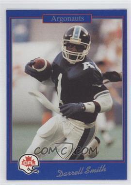 1991 Jogo CFL #206 - Daryle Smith