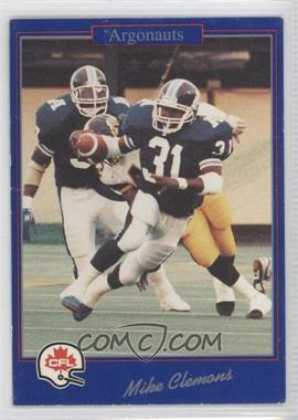 1991 Jogo CFL #217 - Michael Clemons