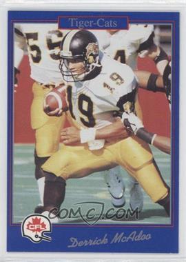 1991 Jogo CFL #97 - Dennis McKnight