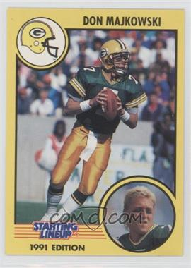 1991 Kenner Starting Lineup #7 - Don Majkowski
