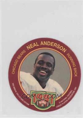 1991 King-B Collector's Edition Discs #11 - Neal Anderson