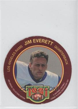 1991 King-B Collector's Edition Discs #19 - Jim Everett