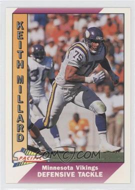 1991 Pacific #295 - Keith Millard