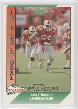 1991 Pacific #548 - Luis Cristobal