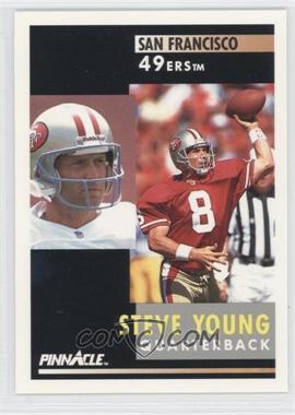 1991 Pinnacle - [Base] #201 - Steve Young