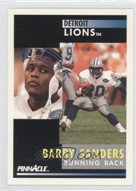 1991 Pinnacle - [Base] #250 - Barry Sanders
