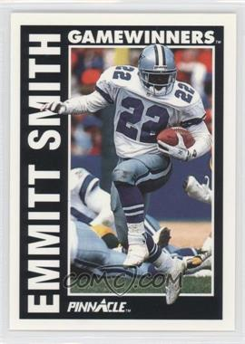 1991 Pinnacle - [Base] #364 - Emmitt Smith