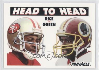 1991 Pinnacle [???] #355 - Jerry Rice