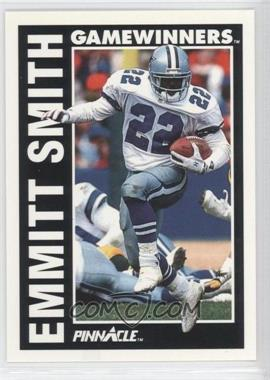 1991 Pinnacle [???] #364 - Emmitt Smith