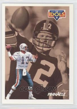 1991 Pinnacle [???] #385 - Dan Marino, Ted Banker