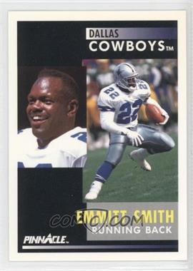 1991 Pinnacle [???] #42 - Emmitt Smith