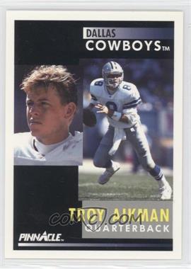 1991 Pinnacle [???] #6 - Troy Aikman