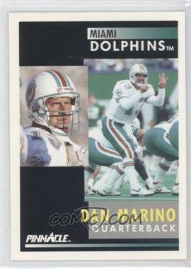 1991 Pinnacle [???] #70 - Dan Marino