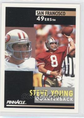 1991 Pinnacle #201 - Steve Young