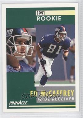 1991 Pinnacle #322 - Ed McCaffrey