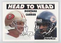 Joe Montana, Mark Carrier