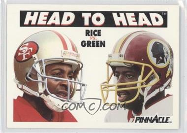 1991 Pinnacle #355 - Jerry Rice