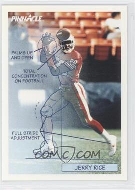 1991 Pinnacle #359 - Jerry Rice