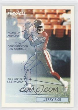 1991 Pinnacle #359 - Jerry Rice