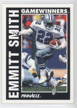 1991 Pinnacle #364 - Emmitt Smith