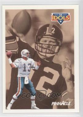 1991 Pinnacle #385 - Dan Marino, Ted Banker