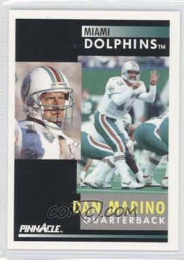 1991 Pinnacle #70 - Dan Marino