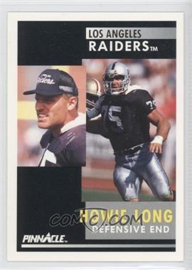 1991 Pinnacle #75 - Howie Long
