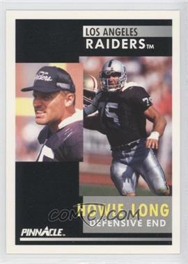 1991 Pinnacle #75 - Howie Long