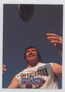 1991 Pro Line Portraits - Autographs #DOWA - Don Warren
