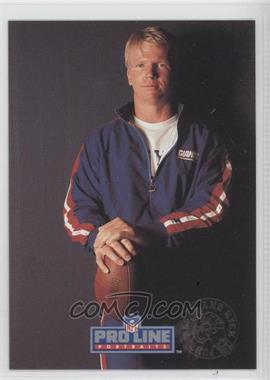 1991 Pro Line Portraits - Punt, Pass and Kick #11 - Phil Simms