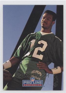 1991 Pro Line Portraits - Punt, Pass and Kick #3 - Randall Cunningham