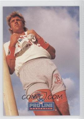 1991 Pro Line Portraits - Punt, Pass and Kick #4 - John Elway