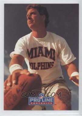 1991 Pro Line Portraits - Punt, Pass and Kick #9 - Dan Marino