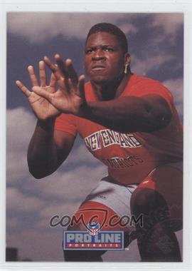 1991 Pro Line Portraits Autographs #BRAR - Bruce Armstrong