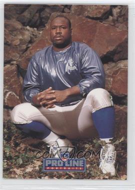 1991 Pro Line Portraits Autographs #COKE - Cortez Kennedy