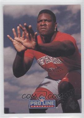 1991 Pro Line Portraits Autographs #N/A - Bruce Armstrong