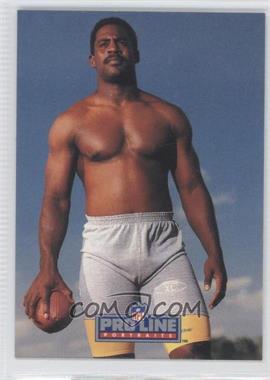 1991 Pro Line Portraits Autographs #N/A - Cleveland Gary