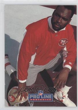 1991 Pro Line Portraits Autographs #N/A - Guy McIntyre