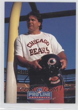 1991 Pro Line Portraits Autographs #N/A - Jay Hilgenberg